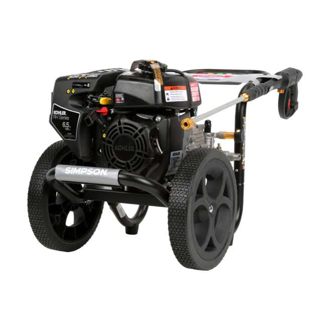 SMPSN-PW-MS60763-S-60763-U-C Simpson Megashot 2.4 GPM 3100 PSI Power Portable Pressure Washer (For Parts) 4