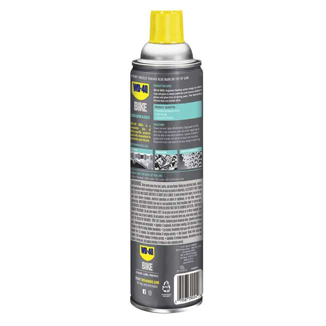 390241 10-Ounce Fast-Acting Bike Chain Cleaner & Degreaser 1