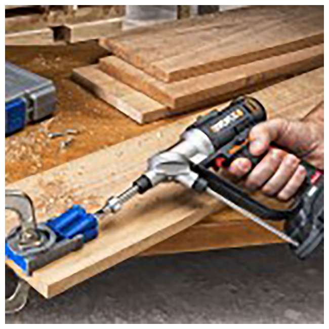 WX176L Worx Switchdriver 2-in-1 Electric Cordless Drill and Driver  2