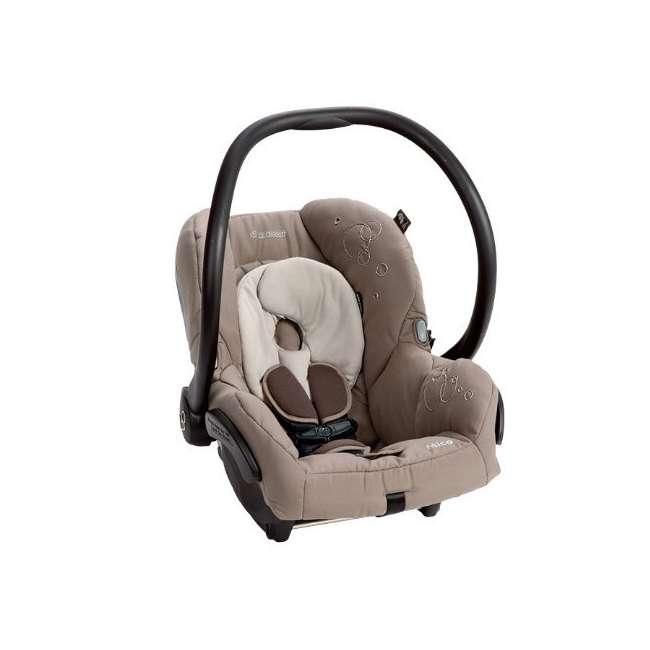 IC099WBN Maxi-Cosi Mico Baby Infant Seat & Base - Walnut