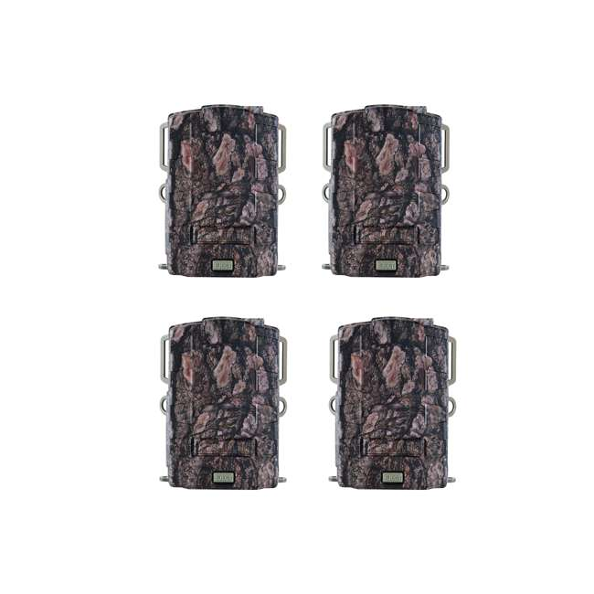 4 x MCA-13311 Moultrie Mobile MA2 AT&T 4G Cellular Wireless Game Trail Camera Field Modem (4 Pack)