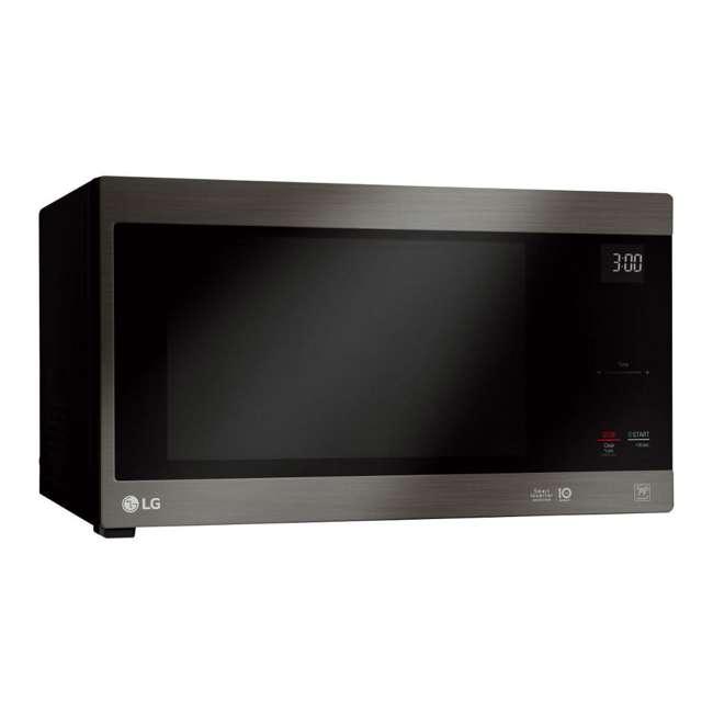 LMC1575BD-RB-U-A LG NeoChef Stainless Steel 1.5 Cubic Feet Microwave (Certified Refurbished) 2