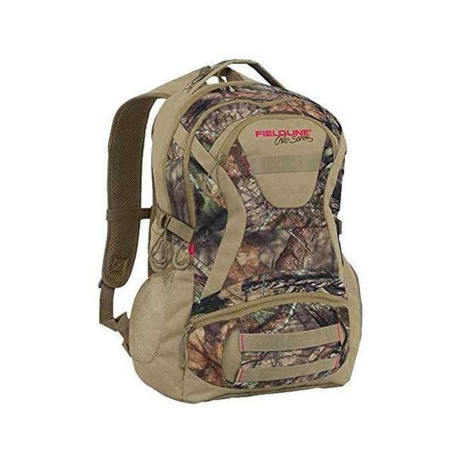 FCB018FLP-MBUC Fieldline Tree Line Womens Multi Pocket Camouflage Adjustable Hunting Backpack