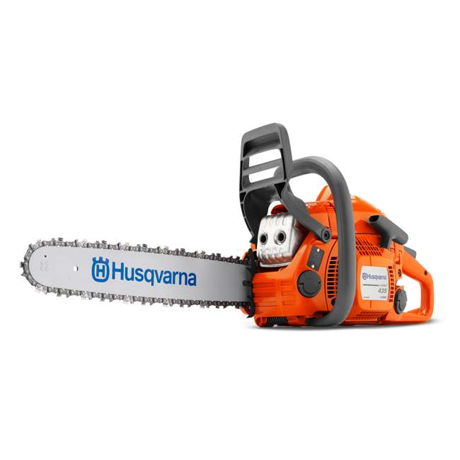 967650802 - Old Husqvarna 435 E-Series 16-Inch Smart Start Chainsaw (2 Pack) 1