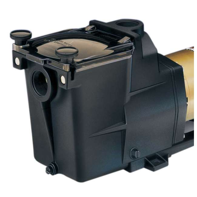 SP2610X152S-U-C Hayward 1.5 HP 2 Speed Heavy Duty Motor Circulation Pump (For Parts) (2 Pack) 4