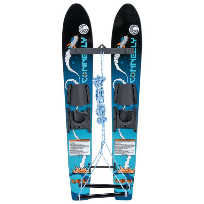 61190310-CON CWB Connelly Cadet Kids Combo 45 Inch Water Sports Skis