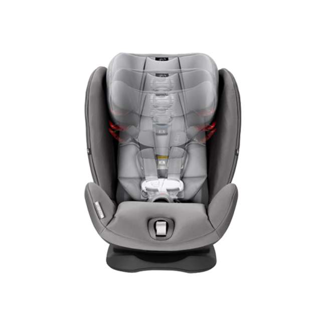 518002887 Cybex Gold Eternis S Convertible Infant Car Seat w/ SensorSafe, Pepper Black 5