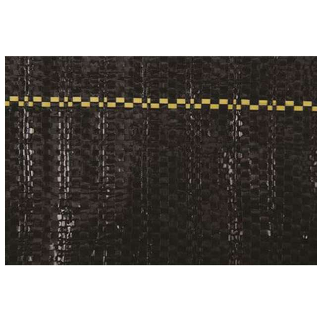 5 x DWT-SBLT6300 DeWitt DWT-SBLT6300 Sunbelt 3.2 Ounce Weed Barrier Fabric Cover, 6 x 300' 5 Pack 4