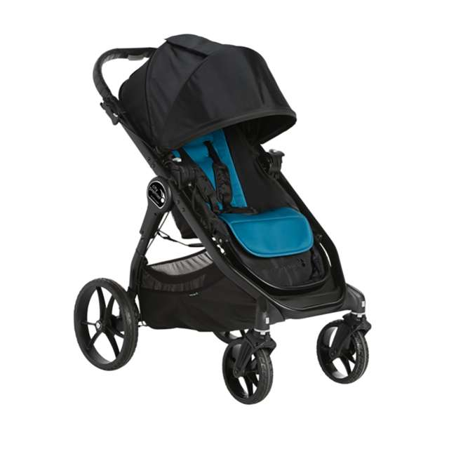 Baby Jogger Front And Rear Facing City Premier Stroller