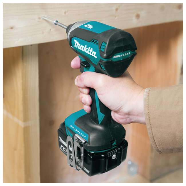 3 x XT269M Makita Brushless 4.0 Ah Cordless 2-Piece Combo Kit (3 Pack) 6