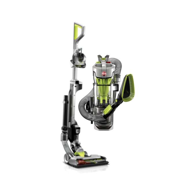 UH72511_EGB-RB Hoover Air Lift Deluxe Bagless Upright Vacuum Cleaner (Certified Refurbished) 8