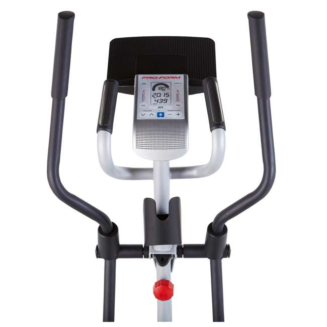 PFEL05815 + WAWkB2017 ProForm Exercise Bike & Elliptical and Weider 20 Pound Kettlebell 4