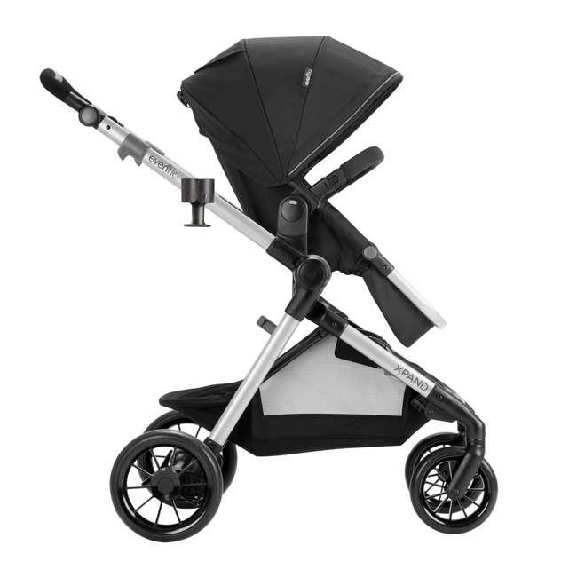 13812255 Evenflo Pivot Xpand Modular Stroller, Stallion 1