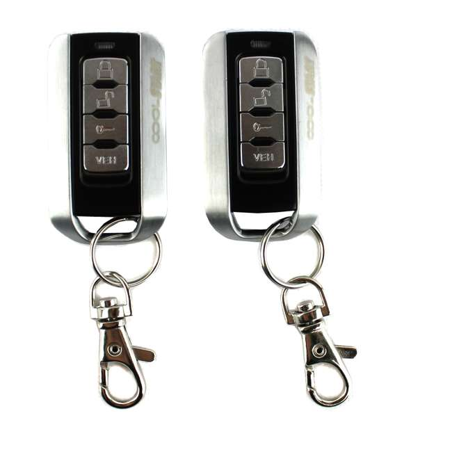 RS3G3 Crimestopper RS3-G3 Remote Start Engine with Keyless Entry System 4 Button RS3G3 2