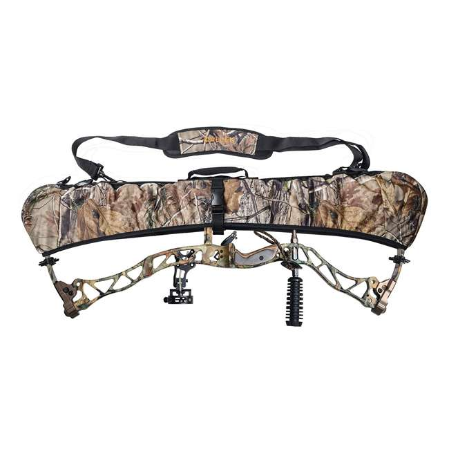 """AC-25010 Allen Company 25010 35"""" Padded Bowhunting Compound Bow Sling, Realtree AP Camo 1"""