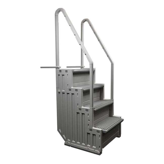 STEP-1 + 87953 Confer STEP-1 Pool Ladder and Ladder Mat 3