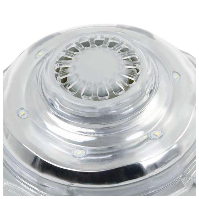 6 x 28691E Intex 1.25-Inch 0.8-Watt LED Hydroelectric Power Pool Light (6 Pack) 5
