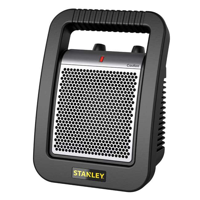 LKO-675945-TN Lasko 675945 Stanley Portable Electric 1500W Ceramic Utility Room Space Heater