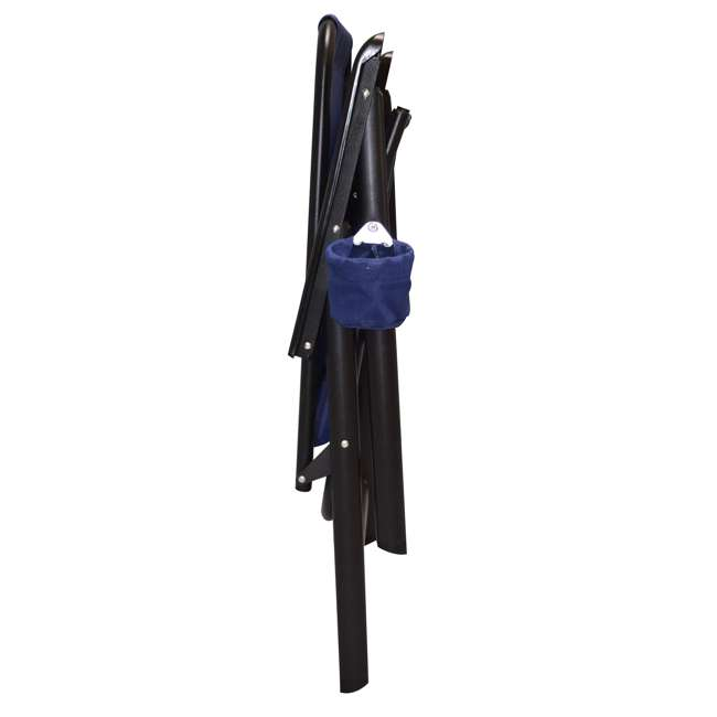 CVANXFC01022-2PK Caravan Canopy Infinity Suspension Chair w/ Cupholder (2 Pack) 1