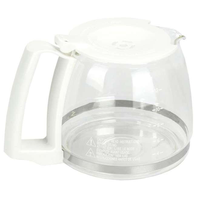 43501Y Proctor Silex 12-Cup Coffeemaker (White) | 43501Y 5