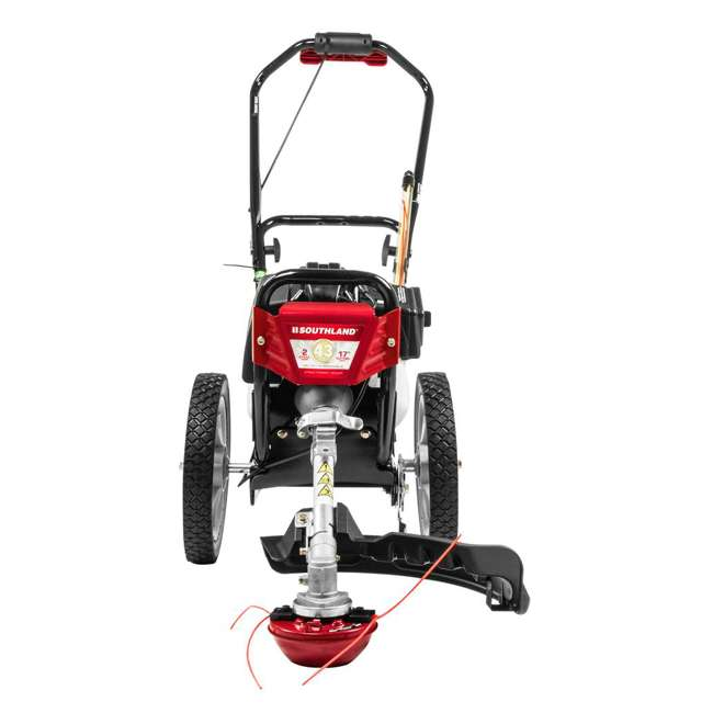 SWSTM4317 Southland SWSTM4317 Gas Powered Wheeled String Trimmer Lawn Mower