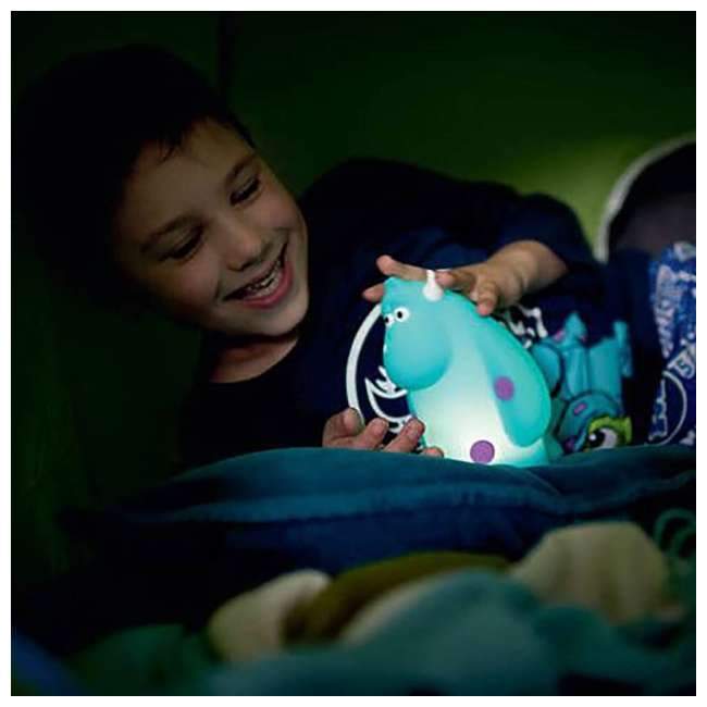 PLC-7176890U0 + PLC-798538 Philips Disney Finding Dory & Monsters Inc. Sulley Portable Nightlight (1 Each) 10