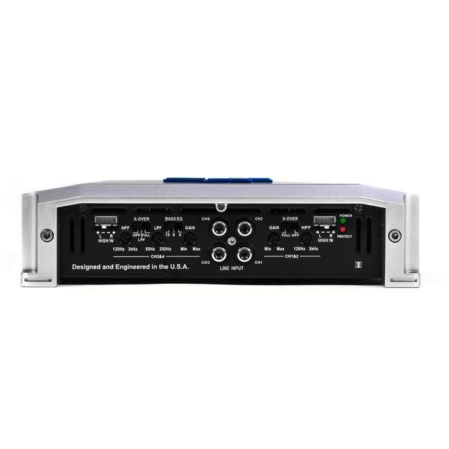 4 x TA1050.4 Autotek TA1050.4 4 Channel 1000W Amp Class A/B Power Amplifier (4 Pack) 4