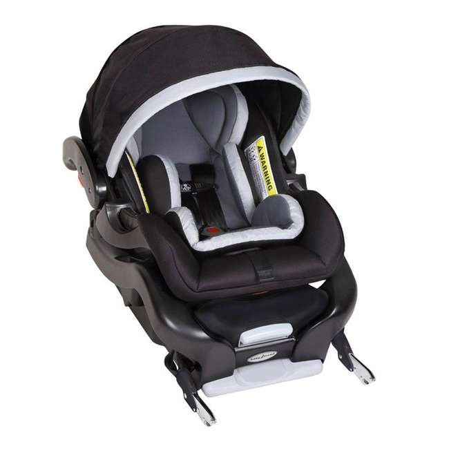 CS61779 Baby Trend Secure Snap Gear 32 Portable Rear Facing Infant Baby Car Seat, Kepler 1
