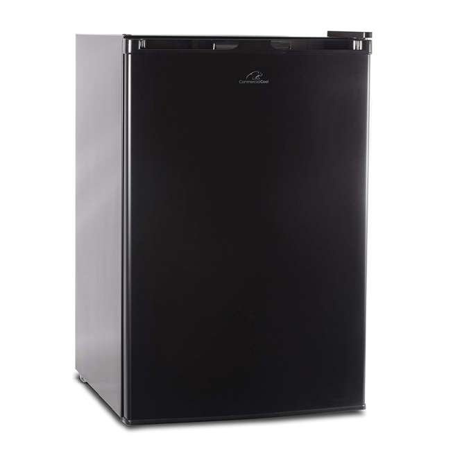 CCR45B Commercial Cool 4.5 Cu. Ft. Compact Refrigerator, Black