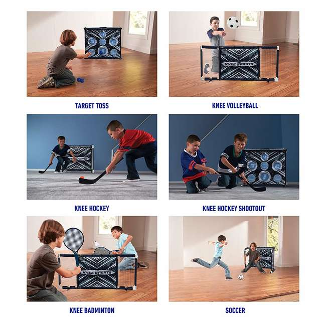 60174 Franklin Future Champs 6-in-1 Knee Sports Combo Set 5