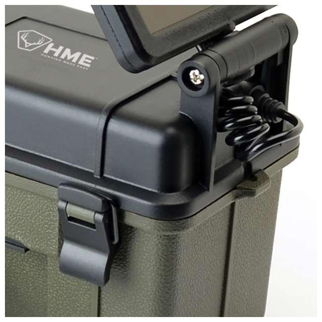 HME-12VBBSLR HME Waterproof 12-Volt Solar Power Pack (2 Pack) 5