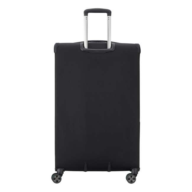 "40229183000 DELSEY Paris 29"" Expandable Spinner Upright Hyperglide Luggage Suitcase, Black 3"