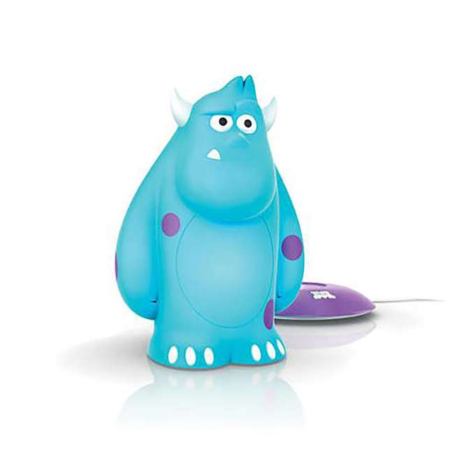 4 x PLC-798538 Philips Disney Sulley SoftPal Portable Light Friend  (4 Pack) 2