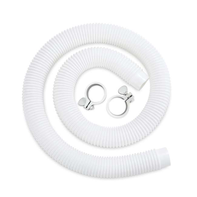 P56000017167 Summer Waves Replacement 59 x 1.5 Inch Swimming Pool Pump Hose Accessory Kit