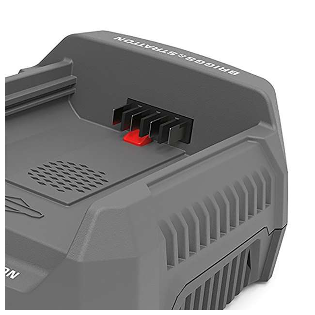 SNAP-1760263 Snapper 82-Volt Lithium-Ion Rapid Battery Charger for XD Cordless Tools 1