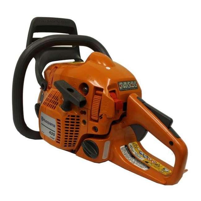 952991679-BRC-RB Husqvarna 435 Chainsaw 16-Inch 40.9cc (Refurbished) 6
