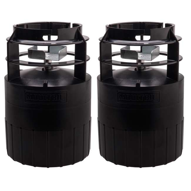 MFG-13053 Moultrie Feeders Pro Hunter Game Deer Feeder Kits, Pair