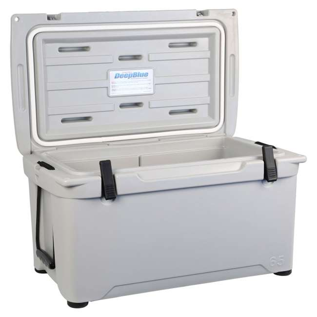 ENG65-G-U-A Engel Coolers 58 Quart 70 Can High Performance Roto Molded Ice Cooler (Open Box)