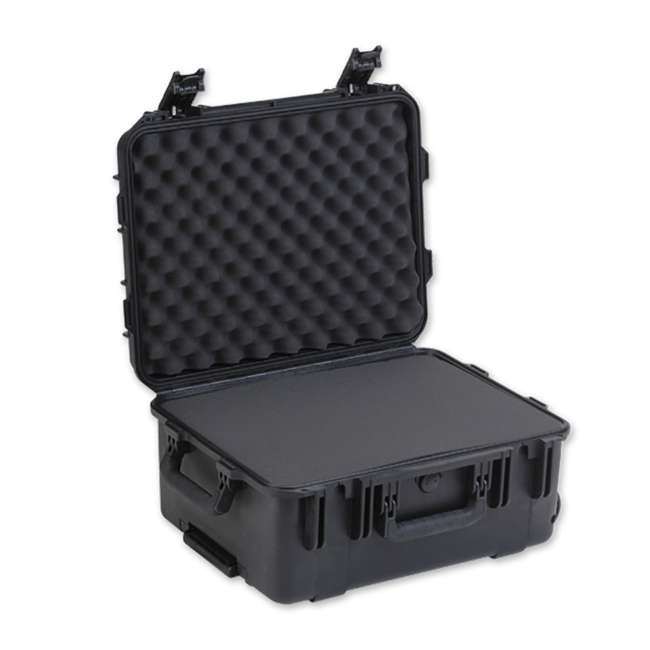 3i-1914-8B-C SKB iSeries 1914-8 Waterproof UV Impact Corruption Resistant Utility Case, Black 3
