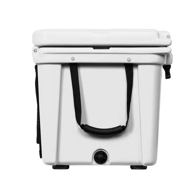ORCW075 ORCA 75-Quart 15.6-Gallon Ice Cooler, White