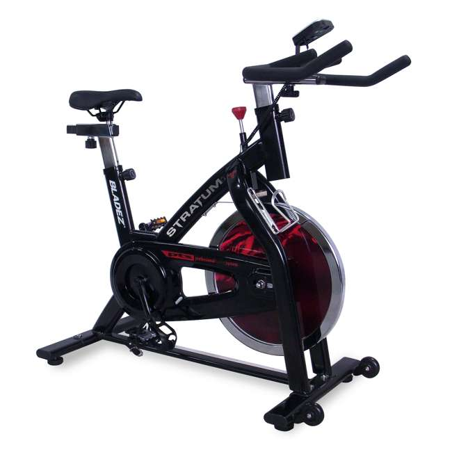 STRATUM GS II Stratum GS Stationary Indoor Cardio Exercise Fitness Cycling Cycle Bike