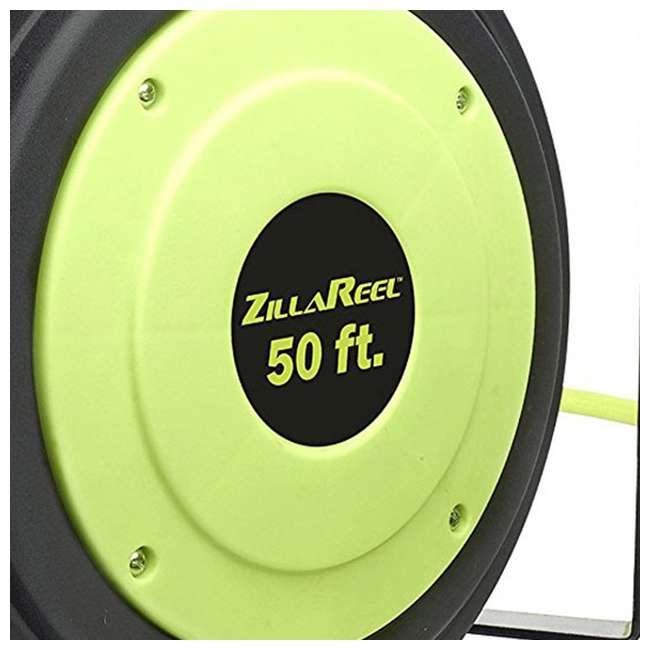 LEG-E8140503 Legacy Manufacturing Flexzilla ZillaReel Electrical Cord Reel 3