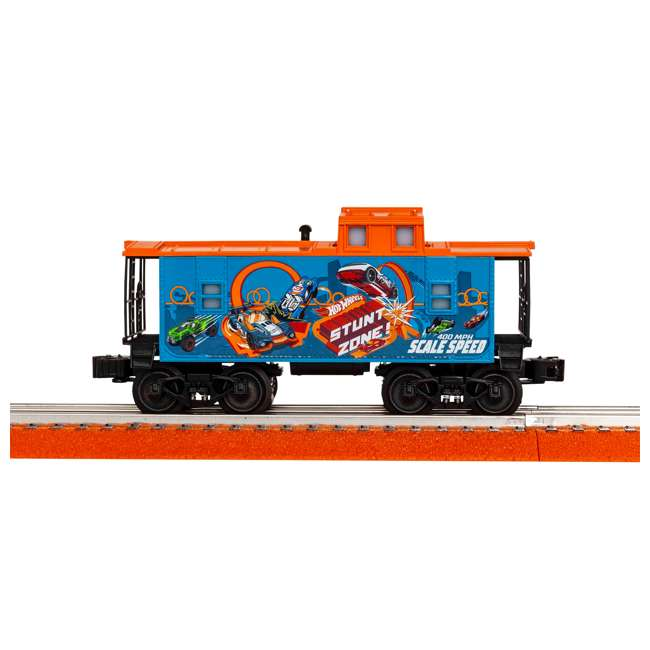 LION-684700 Lionel Trains Hot Wheels LionChief Bluetooth Train 6