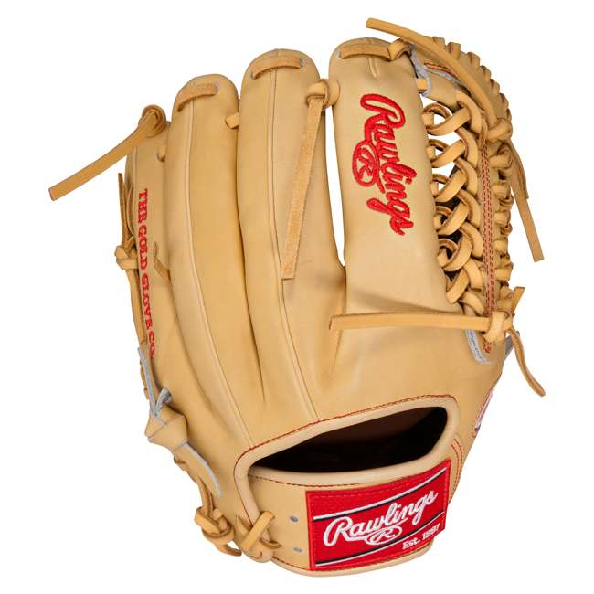 PRO205-4C Rawlings Heart of the Hide 11.75-Inch Infield Adult Baseball Glove 1