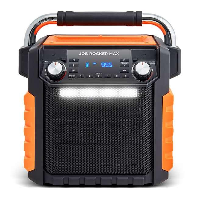 4 x iPA 81OR ION Audio Wireless Bluetooth Job Rocker Max Speaker (4 Pack) 1