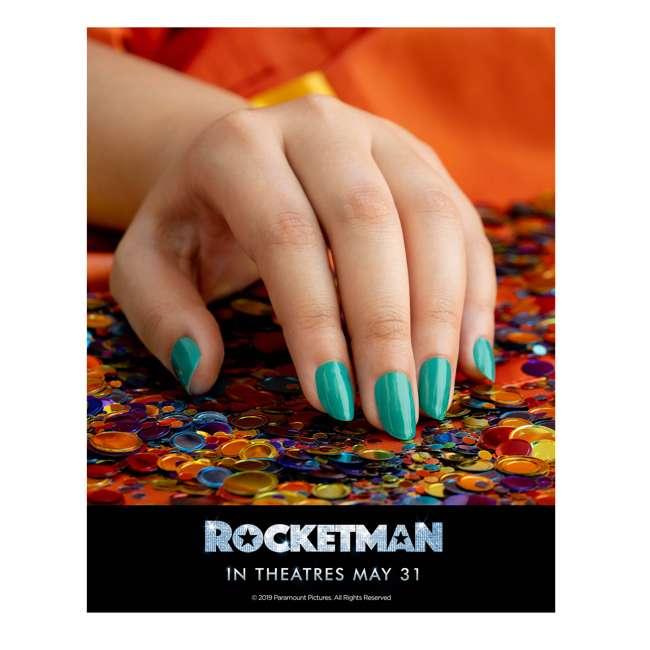 1900198-ROCKETMAN-4PK2 Gelish Mini Soak Off Gel Nail Polish Rocketman Glitter Collection 4 Pack, 9mL 6