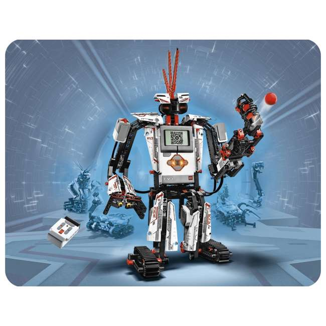 6029291 LEGO Mindstorms Programmable EV3 Customizable Robot 11