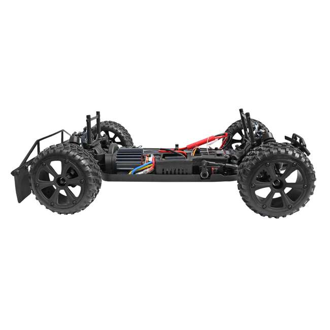 BLACKOUT-SC-BLUE Redcat Blackout SC Brushed Electric RC Short Course Truck 10