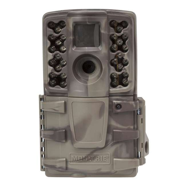 MCG-A20i + 2 x SD4-16GB-SAN (2) Moultrie No Glow Invisible 12 MP Mini A20i IR Game Cameras w/ SD Cards 1