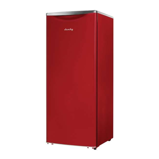 Danby 11 Cubic Feet Apartment Size All Refrigerator Red